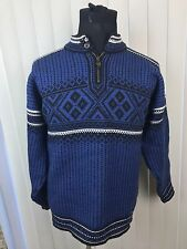 DALE OF NORWAY Men's Wool Sweater US Ski Team OLYMPIC COLLECTION PULLOVER XL