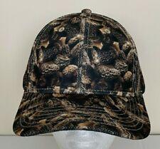 Peckerhead Camo Morel Mushroom Hat Outdoor Hunting Fishing Shrooms