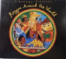 Putumayo: Reggae Around the World - Various Artists (CD 1998 Putumayo) VG++ 9/10