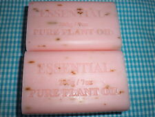 NATURAL ROSE GERAMIUM SOAP 10 CAKES X 200GRM FOR $39.50 CHEAP, CHEAP!!!!!!!
