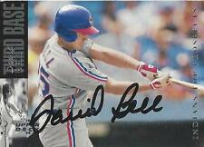 David Bell Cleveland Indians 1994 Upper Deck Minor League Signed Card
