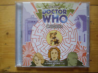 Doctor Who Caerdroia, 2004 Big Finish audio book CD