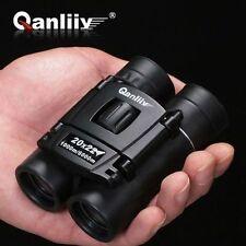 US QANLIIY 20x22 Pocket-Size Mini Portable HD Night Vision Binoculars Telescope