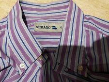 Camisa de SPORT manga larga SEBAGO