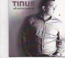 Tinus-Wat Moet Ik Zonder Jou cd single