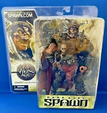 Spawn the Bloodaxe Viking Age Dark Ages Action Figure Repaint Variant McFarlane
