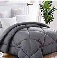 Tekamon California King Grey Comforter