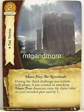A Game of Thrones 2.0 LCG - 1x #058 The Twins - The Fall of Astapor
