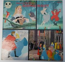 "Disney Record Songs From Disney's ""Sleeping Beauty""- MM-32 - Good (G)"