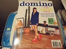 domino magazine spring the color issue