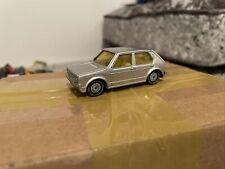 Siku 1033-1039 Silver Vw Golf GLS Mint