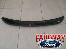 01 thru 05 Explorer Sport Trac OEM Ford Windshield Wiper Cowl Panel Grille Set