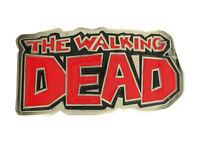 The Walking Dead Logo Belt Buckle