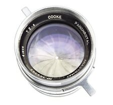 Cooke 4in T2.5 Panchrotal Nikon SLR mount  #369343