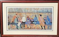 "Barbara A. Wood ""The Gathering"" SIGNED (1987)"