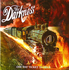 CD - The Darkness - One Way Ticket To Hell ...And Back - #A1266