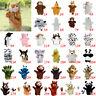 Animal Wildlife Hand Glove Puppet Soft Plush Puppets Kid Childrens Toy AU