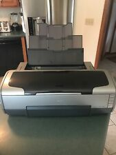 Epson Stylus Photo R1800 Photo Inkjet Wide Large Format Computer Printer (read)