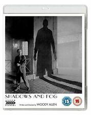 Shadows and Fog Blu-ray DVD Region 2