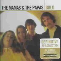 THE MAMAS & THE PAPAS - GOLD NEW CD