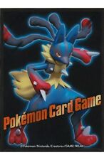 2x Japanese Pokemon XY Rising Fist Lucario Sleeves 32ct NEW SEALED!