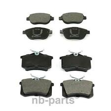 Brake Discs 266mm Vented Citroën Berlingo 1.9 D Front Delphi Brake Pads