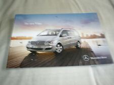 Mercedes Viano brochure Jan 2010