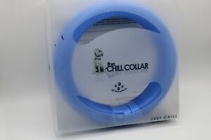 All Four Paws 7-Inch Chill Pet Collar Size Large
