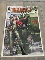 Image Comics Dust Wars #1 1st Print Comic Book NM Near Mint 1st ed Original