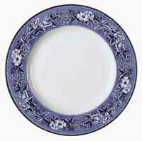 Wedgwood HIGHGROVE (BLUE TRIM) Dinner Plate 4097373