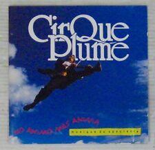 Cirque Plume CD Musique du Spectacle 1991
