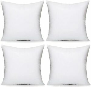 """Cushion Pads Fillers Inners Inserts 16""""18""""20""""22""""24""""26""""28 Inch All Uk Size"""