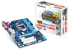 GIGABYTE GA-H61M-S2PH LGA 1155 Intel H61 mATX Motherboard For 3th Gen CPU