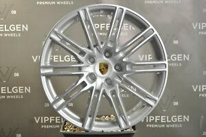 """Original 21"""" Porsche Cayenne 958 """"Cayenne SportEdition"""" Alufelgen 7P5601025L"""