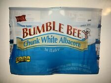 BUMBLE BEE CHUNK WHITE ALBACORE TUNA 5 OZ (PACK OF 8 CANS) HIGH QUALITY ITEM