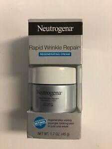 Neutrogena Rapid Wrinkle Repair Regenerating Cream. Free Shipping.