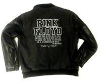 Pink Floyd Concert Jacket Leather Sleeved NWOT