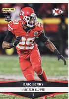 2016 Panini Instant Eric Berry 1st Team All-Pro Card (1 of 107)