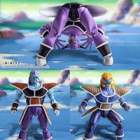 Dragon Ball Z Gi'nyu Action Figure Demoniacal fit SHF Model In Box In Stock New