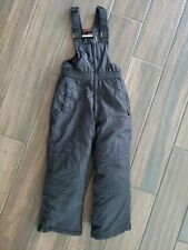 Hawke & Co Outfitters Boys Snow Pants Bib Overall Size 5/6