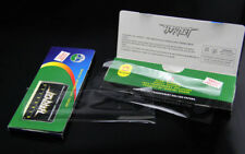 5 X 108*44MM Hornet Transparent Cellulose Cigarette Rolling Paper 50 leaves/pack