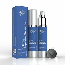 OIL FREE MOISTURIZER -High potency hydrating facial anti-acne cream