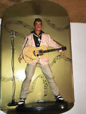 Vintage Hasbro Elvis Presley Teen Idol Doll With COA 1993