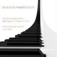 DAVID BRUBECK 'BRUBECK MEETS BACH' 2 CD NEW+