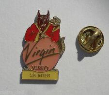 Comic Tmnt Teenage Ninja Turtles astilla raros Pines De Metal Pin Insignia de video Virgen