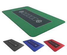 Pokermatte 100x60 cm, eckig