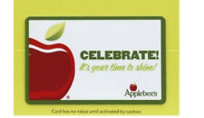 Applebee's Gift Card, COLLECTIBLE GIFT CARD