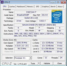 Intel Xeon E5 V4 ES 12C/24T 1,7 - 2,3 GHz Sockel 2011-3 x99 65W ähnlich 2628L v4