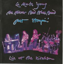 Just Stompin' by La Monte Young & Forever Bad Blues Band (CD, 1993, Gramavision)