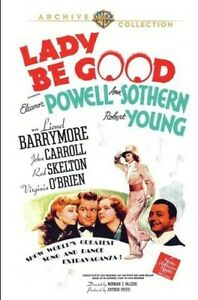 Lady Be Good [New DVD]